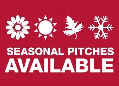 Seasonal Pitches Available