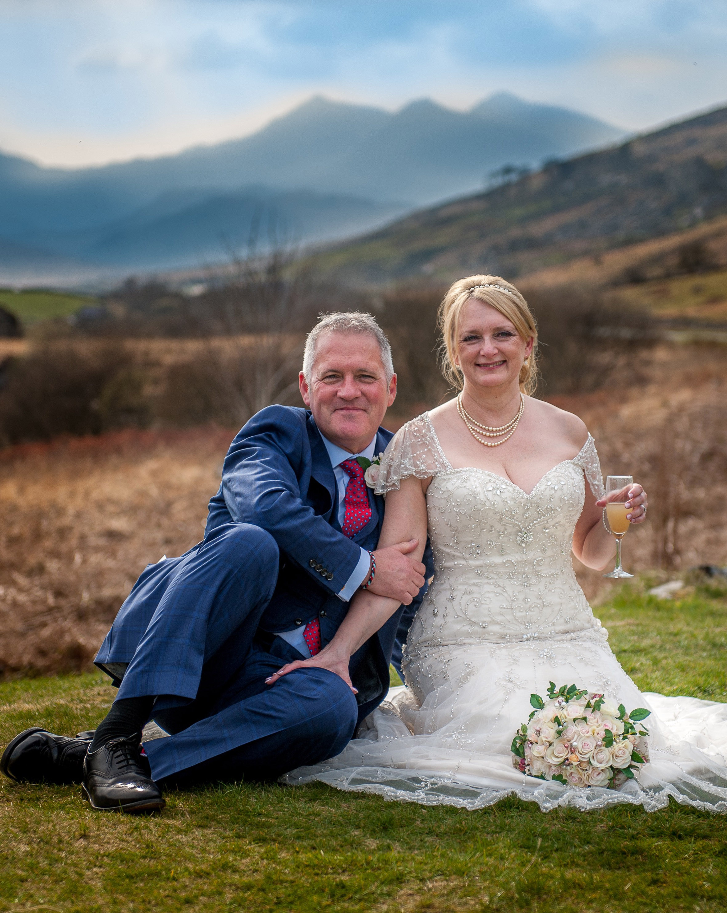 Wedding in Betws-Y-Coed, Snowdonia, North Wales
