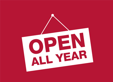Open all year