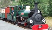 Rheilfford Ffestiniog Railway/ West Highland Railway