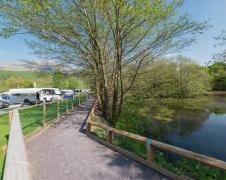 Llanberis Touring Park, Snowdonia