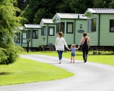 Bow House Country Park South Shropshire Holiday Home