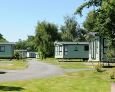 Oxon Pool Holiday Home Park Shrewsbury