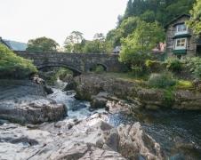 Betws-Y-Coed Snowdonia