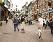 Shrewsbury Shopping
