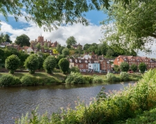River Severn in Bridgnorth