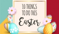 10 Things to Do This Easter / Shropshire/ North Wales