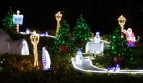 Oxon Hall Christmas Lights 2017