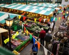 Shrewsbury market
