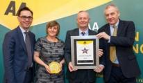 AA Caravan Camping Award