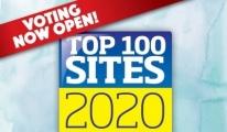Top 100 Sites 2020