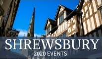 Shrewsbury Events 2020