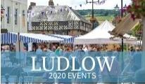 Ludlow Events 2020