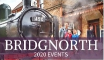Bridgnorth Events 2020