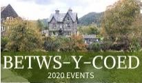 Betws-y-Coed Events 2020