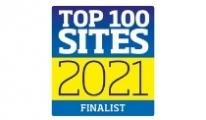 Top 100 Sites 2021